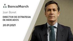 Análisis semanal de economía y mercados (20-01-2021)