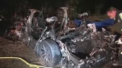 Así fue el choque mortal en Houston de un Tesla sin conductor
