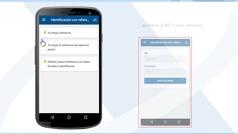 Renta 2018: Gestión de usuarios y obtención de referencia a través de la app