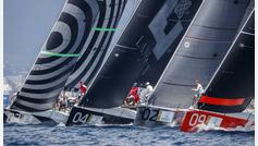 La Rolex TP52 World Championship suelta amarras en Puerto Portals