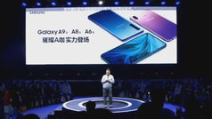 Samsung presenta el Galaxy A8s con pantalla Infinity-0