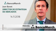 Análisis semanal de economía y mercados (14-11-2018)