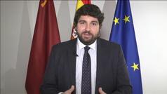 """El presidente de Murcia se enroca: """"La libertad de los padres es innegociable"""""""
