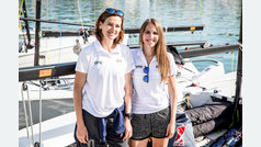 Copa del Rey Mapfre: Un vistazo a la Purobeach Women's Cup, con Natalia Via-Dufresne