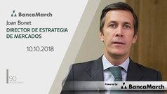Análisis semanal de economía y mercados (10-10-2018)