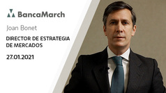 Análisis semanal de economía y mercados (27-01-2021)