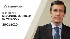 Análisis semanal de economía y mercados (26-02-2020)