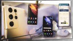 Así lucen los nuevos móviles de Samsung