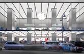 En este vídeo se muestra el prototipo del iCar de Apple.