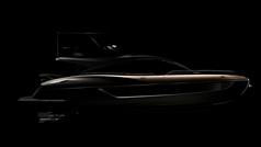 Así es el nuevo yate de Lexus