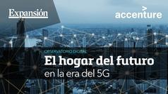 El hogar del futuro en la era del 5G