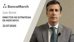 Análisis semanal de economía y mercados (22-7-2020)