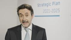 Josu Jon Imaz valora el plan estratégico de Repsol