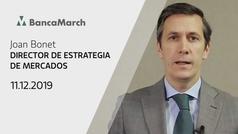 Análisis semanal de economía y mercados (10-12-2019)