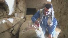 Descubren en Egipto un nuevo templo funerario a la reina Naraat