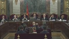 """El Supremo permitirá a los acusados responder en catalán """"por razones emocionales"""""""