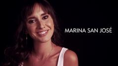 La entrevista más íntima de Marina San José