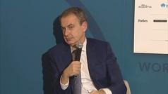 Zapatero critica duramente la gestión de Donald Trump en la crisis venezolana