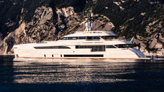 Wider 165: un superyate futurista navega ecológico