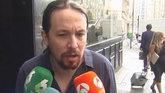 Pablo Iglesias lanza un mensaje al PSOE: