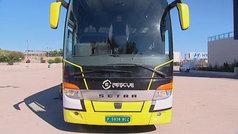 Llega el autobús más seguro del mundo
