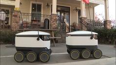 Robots de reparto, la solución frente al coronavirus de un supermercado de Estados Unidos