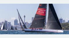 La salida de la Rolex Sydney to Hobart
