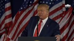 Trump inicia el proceso formal para la salida de Estados Unidos de la OMS