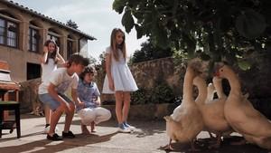 Cóndor, making of del catálogo primavera-verano 2015