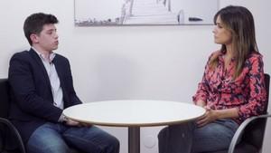 Isabel Jiménez: Las empresas buscan jóvenes proactivos y con ganas de trabajar