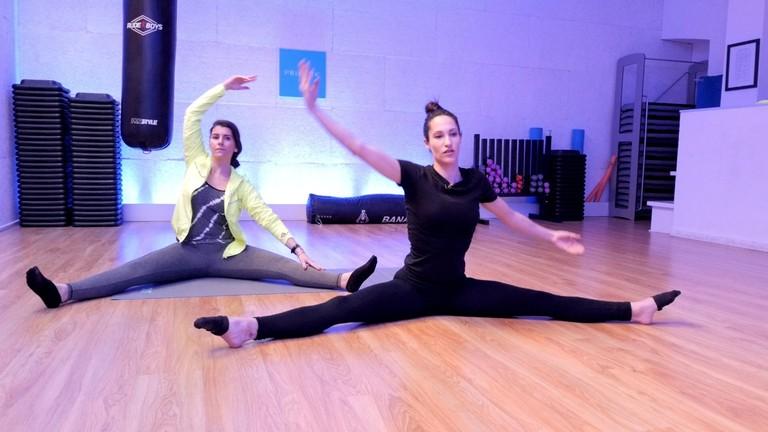 Power Ballet  Danza con un toque fitness  9559526e4def