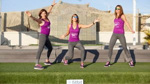 Primer entrenamiento Sports Angels by Fitbit