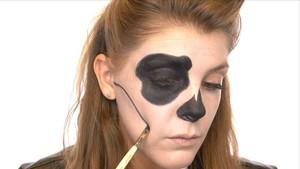Maquillaje de novia cadáver - Beauty School