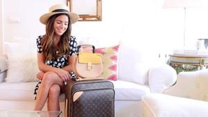 La maleta perfecta de fin de semana de My Peeptoes