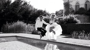 Romee Strijd y Jon Kortajarena se casan con Pronovias