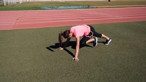 Cómo entrenar para una carrera sin salir de casa