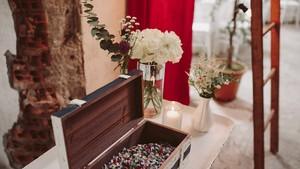 La boda de Alba y Toni en vídeo
