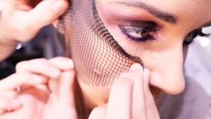 Maquillaje fácil para Halloween: lady serpiente