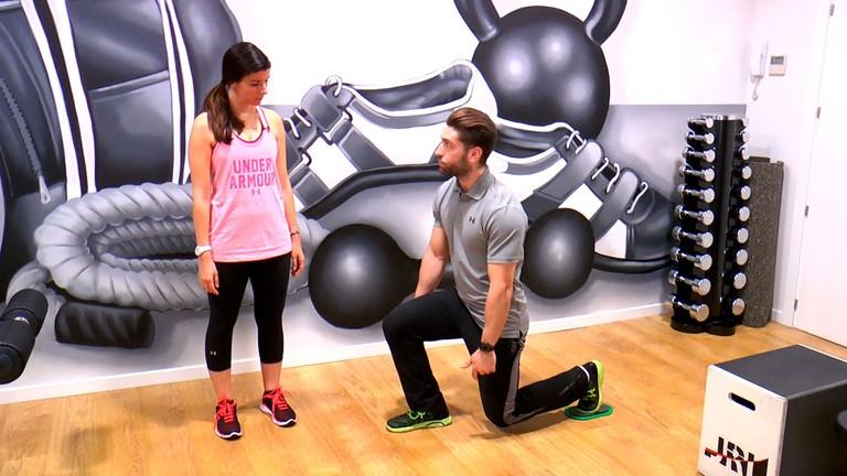 Como adelgazar las piernas en el gym