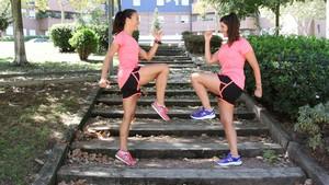 Ejercicios para ganar agilidad y elasticidad con Isabel del Barrio