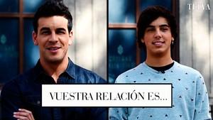 Mario y Óscar Casas: el test de hermanos