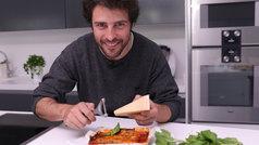 Parmigiana de berenjenas, por Javier Cocheteux