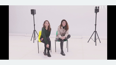 "Bárbara Lennie e Irene Escolar son ""Hermanas"" en el Teatro Kamikaze"