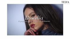 """Rosalía: 15 preguntas con la cantante de """"Malamente"""""""