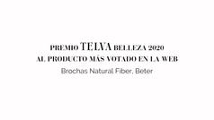 Premio TELVA Belleza 2020 al producto más votado en la web