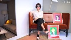 Lydia Delgado y su universo creativo: arte, moda y complementos