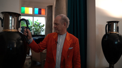Gert Voorjans, el interiorista belga que domina la mezcla