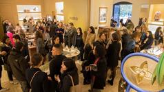 TELVA celebra el lanzamiento de la nueva Louis Vuitton Madrid City Guide