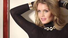Lady Kitty Spencer en exclusiva para TELVA