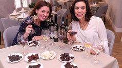 ¿Sabes que el chocolate y el vino también pueden maridarse?